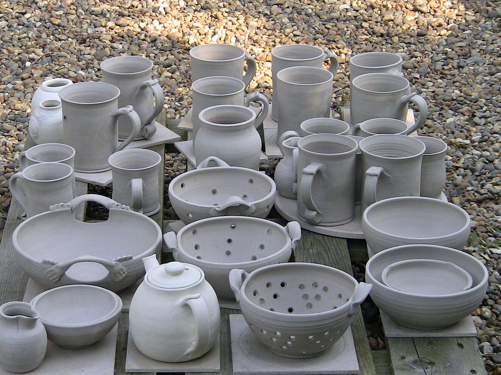 Wattlefield Pottery